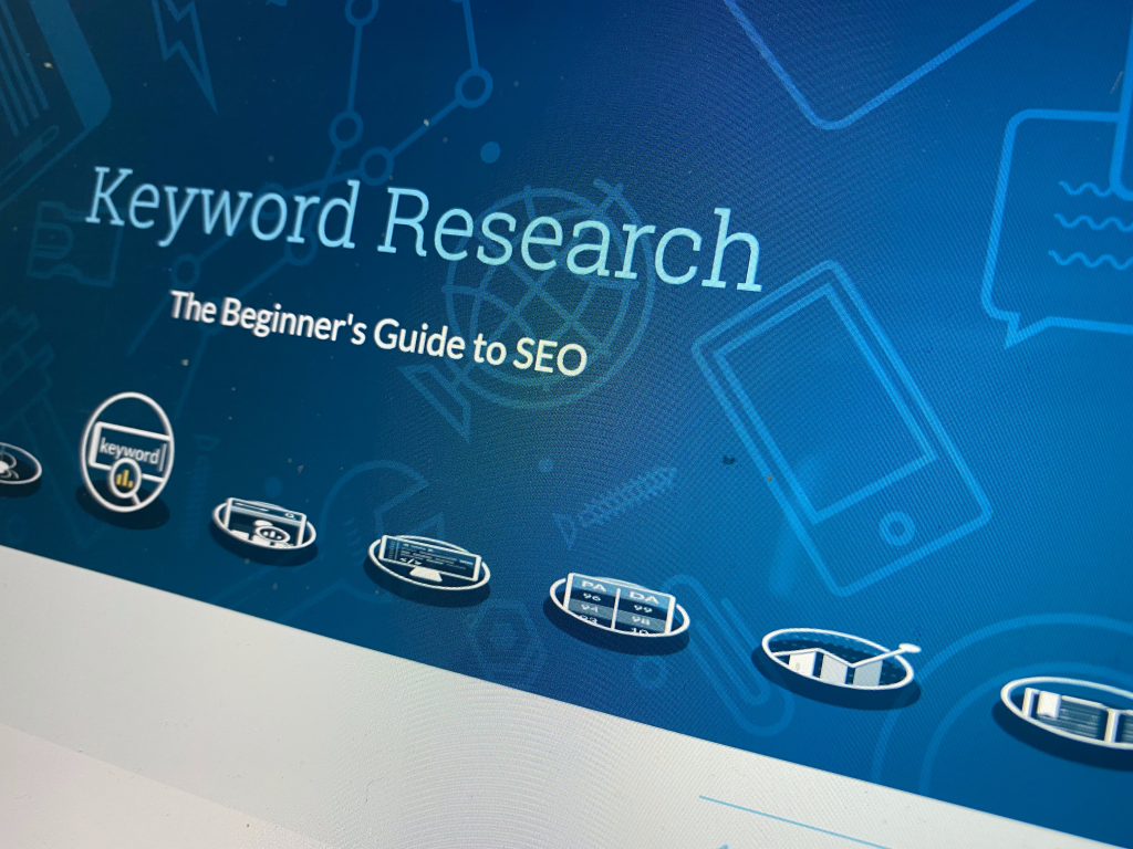 detailed keyword research