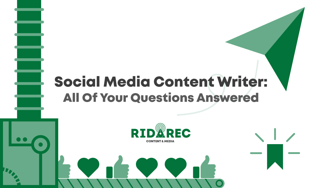 Social Media Content Writer: All Of Your Questions Answered